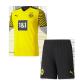 Borussia Dortmund Home Jersey Kit 2021/22 (Jersey+Shorts)