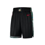 Memphis Grizzlies NBA Shorts Swingman 2020/21 Nike Black - City