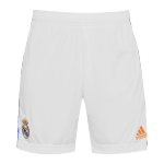 Real Madrid Home Soccer Shorts 2021/22
