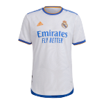 Real Madrid Home Jersey Authentic 2021/22