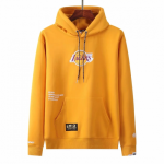 Los Angeles Lakers Hoody Sweater - Yellow