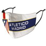 Atletico Madrid Soccer Face Mask - 01