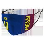 Messi Soccer Face Mask