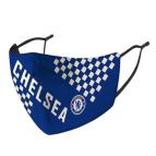 Chelsea Soccer Face Mask -01