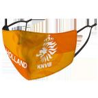 Netherlands Soccer Face Mask