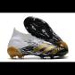 AD Predator Mutator 20.1 FG Soccer Cleats-Golden&White