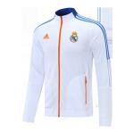 Real Madrid Training Jacket 2021/22 White
