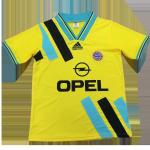 Bayern Munich Away Jersey Retro 1993