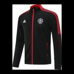 Manchester United Training Jacket 2021/22 Black