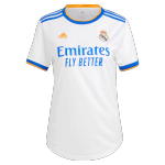 Real Madrid Home Jersey 2021/22 Women