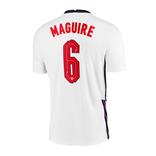 England MAGUIRE #6 Home Jersey 2020