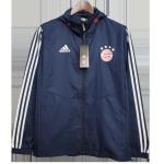 Bayern Munich Windbreaker 2021/22 - Navy