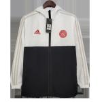 Ajax Windbreaker 2021/22 - Black&White