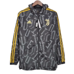 Juventus Windbreaker 2021/22 - Black