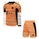 Bayern Munich Goalkeeper Jersey Kit 2021/22(Jersey+Shorts)