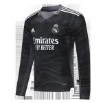 Real Madrid Goalkeeper Jersey 2021/22 - Long Sleeve