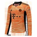 Bayern Munich Goalkeeper Jersey 2021/22 - Long Sleeve