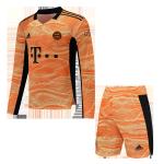 Bayern Munich Goalkeeper Jersey Kit 2021/22 (Jersey+Shorts) - Long Sleeve