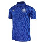 Chelsea Polo Shirt 2021/22 - Blue