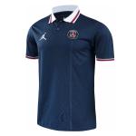 PSG Polo Shirt 2021/22 - Dark blue