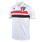 Sao Paulo FC Polo Shirt 2021/22 - White