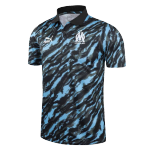 Marseille Polo Shirt 2021/22 - Dark blue