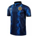 Inter Milan Polo Shirt 2021/22 - Blue