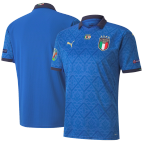 Italy Home Jersey Euro 2020 Final Version