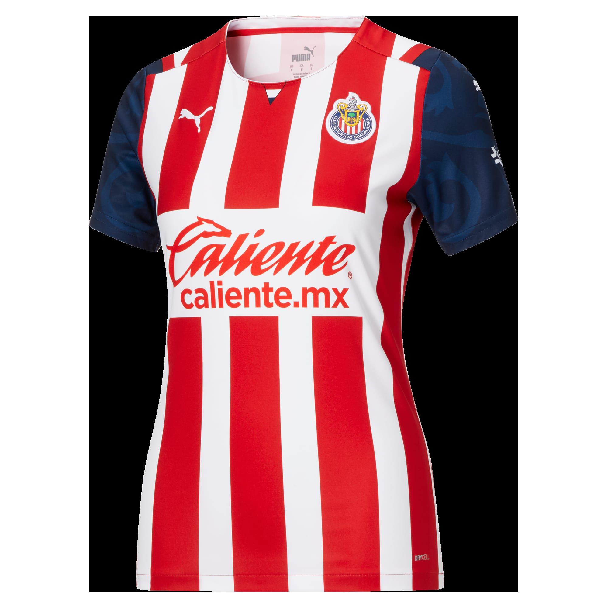 Chivas Home Jersey 2021/22 Women