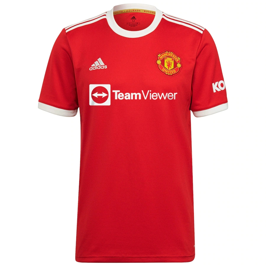 Manchester United Home Jersey Authentic 2021/22