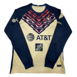 Club America Home Jersey 2021/22 - Long Sleeve