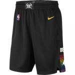 Denver Nuggets NBA Shorts Swingman 2019/20 Nike Black - City