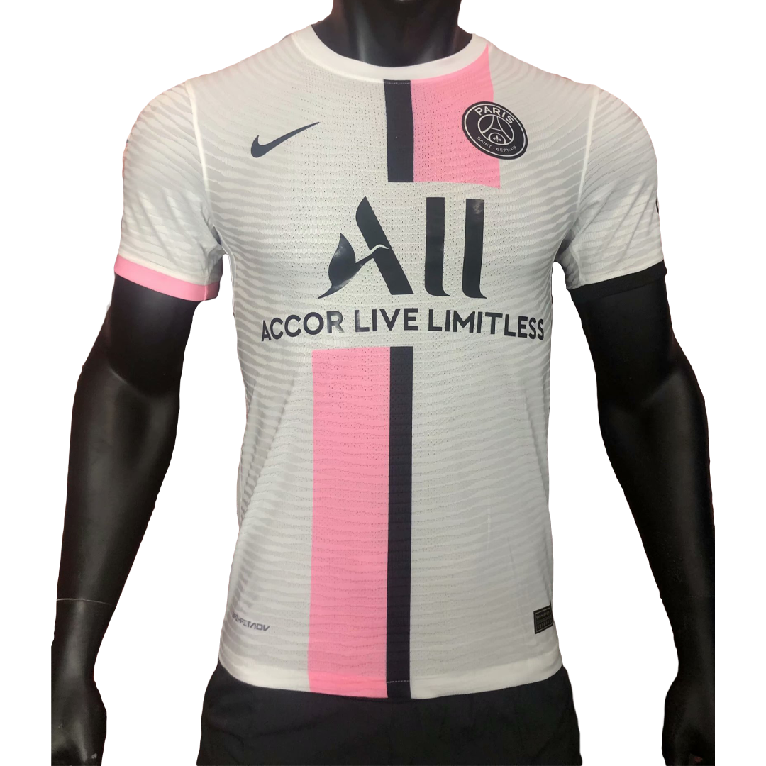 PSG Away Jersey Authentic 2021/22