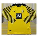 Borussia Dortmund Home Jersey 2021/22 - Long Sleeve