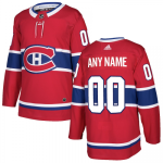 Montreal Canadiens Adidas Custom NHL Jersey