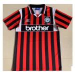 Manchester City Away Jersey Retro 1996