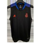 Real Madrid Vest Jersey 2021/22 - Black&Blue