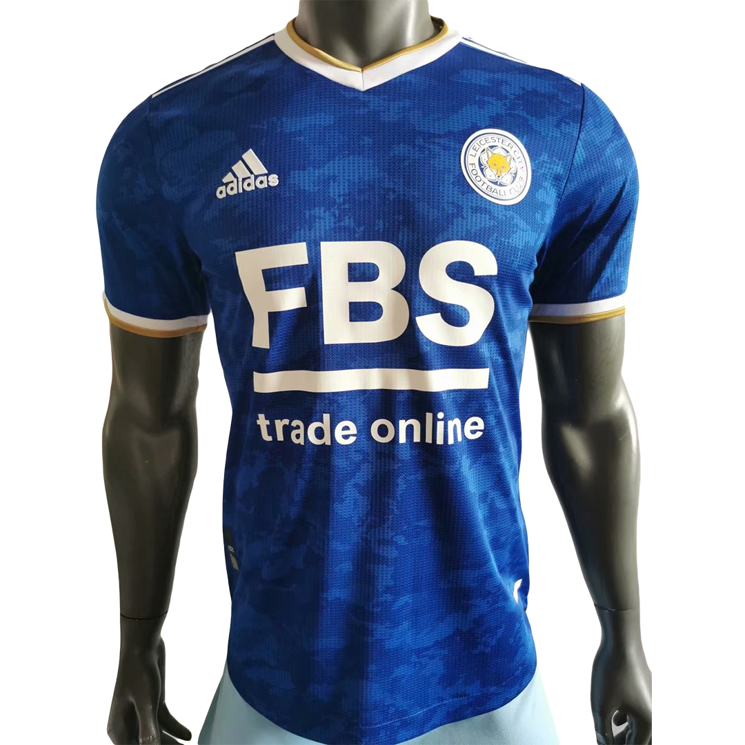 Leicester City Home Jersey Authentic 2021/22