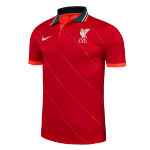 Liverpool Polo Shirt 2021/22 - Red