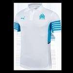 Marseille Polo Shirt 2021/22 - White