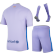 Barcelona Away Jersey Kit 2021/22 (Jersey+Shorts+Socks)