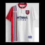 Glasgow Rangers Away Jersey Retro 1996/97