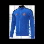 Real Madrid Training Jacket 2021/22 Blue