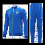 Boca Juniors Training Kit 2021/22 - Blue (Jacket+Pants)
