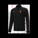Liverpool Training Jacket 2021/22 Black