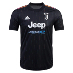 Juventus Away Jersey Authentic 2021/22