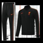 Liverpool Training Kit 2021/22 - Black (Jacket+Pants)