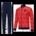 England Training Kit 2021/22 - Red (Jacket+Pants)