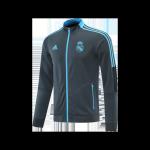 Real Madrid Training Jacket 2021/22 Gray