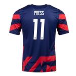 USA PRESS #11 Away Jersey 2021/22